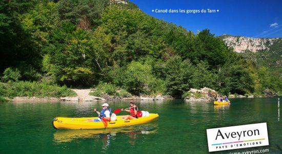 Fond-canoe