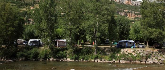 Paysage-camping