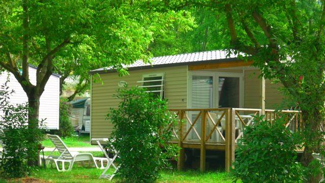 mobiles home terrasse