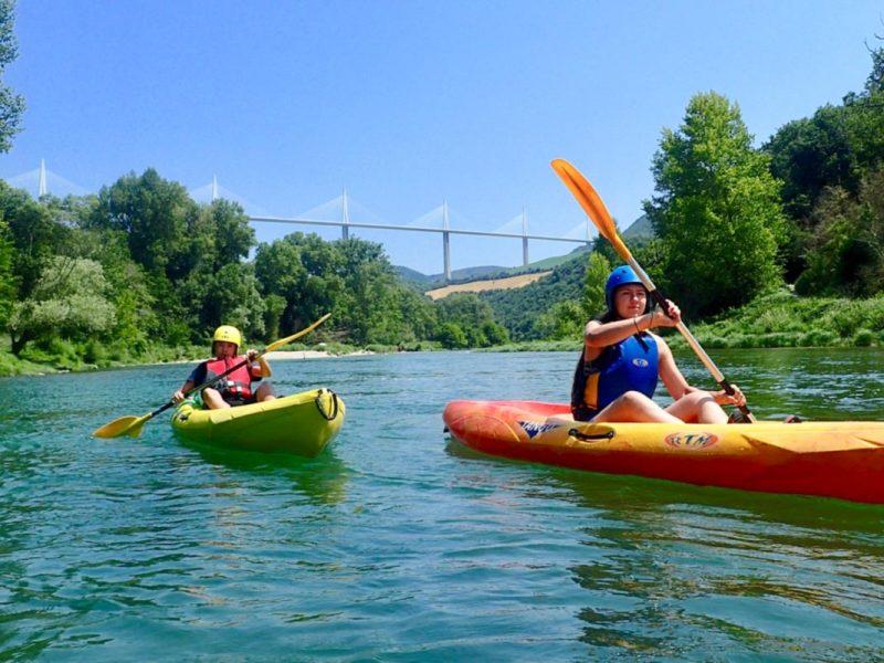 location-kayak-Tarn-Millau